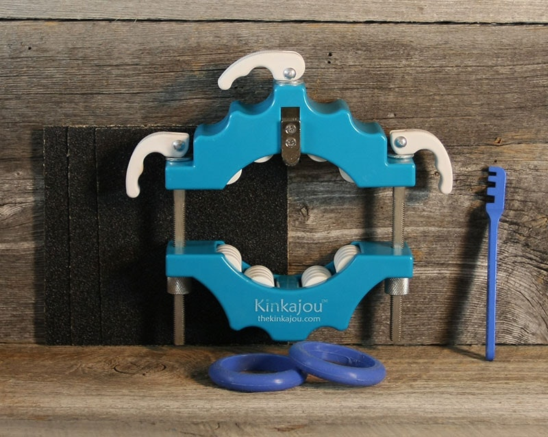 Kinkajou Bottle Cutter Standard Kit Fiji (Aqua/Blue)