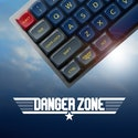 Danger Zone SA Keycap Set