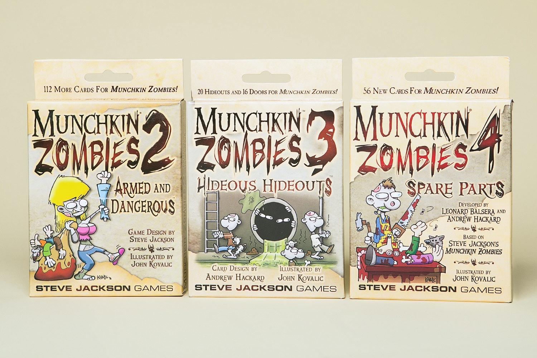 Munchkin Zombies Bundle