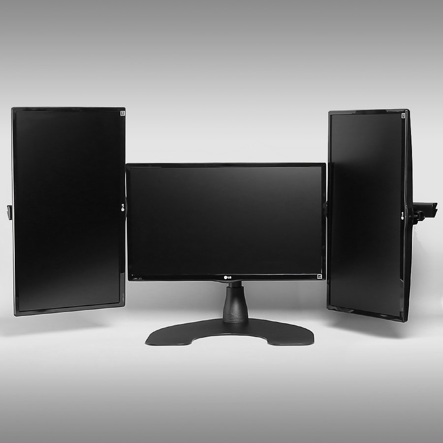 LG-Ergotech 144hz Battlestation
