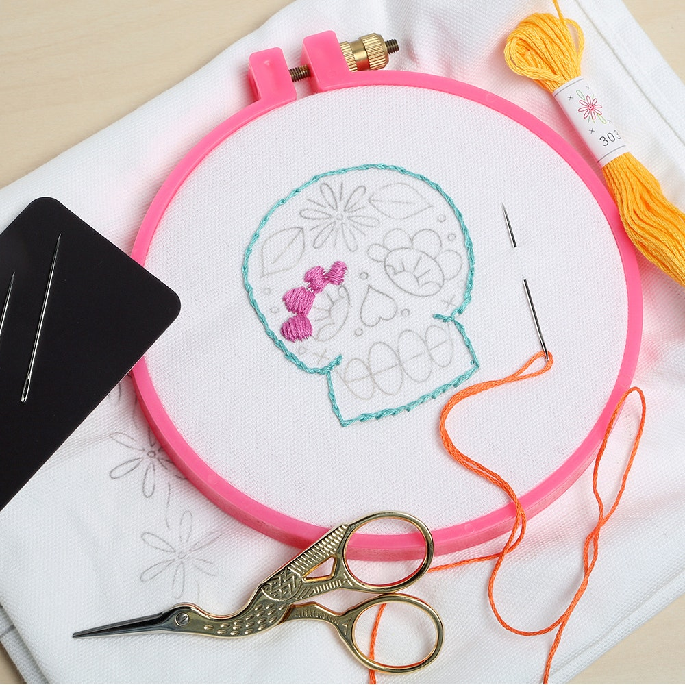 Sublime Stitching Embroidery Kits