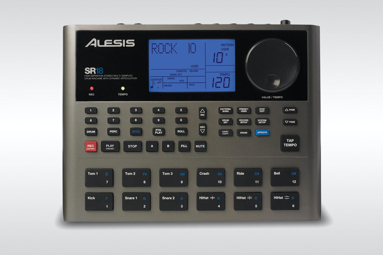 Alesis SR16/SR18 Drum Machines