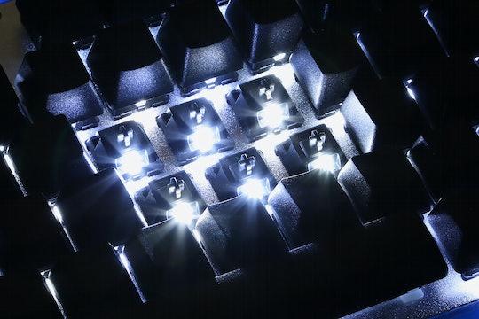 KB87 Bluetooth CNC Acrylic Mechanical Keyboard
