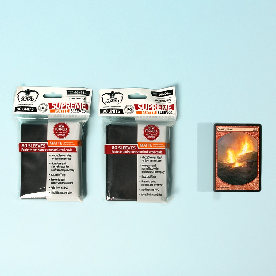 Ultimate Guard Side-Loading Sleeving Kit