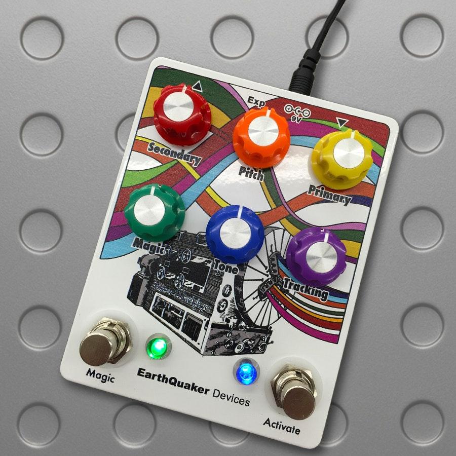 Earthquaker Devices Custom Rainbow Machine Pedal
