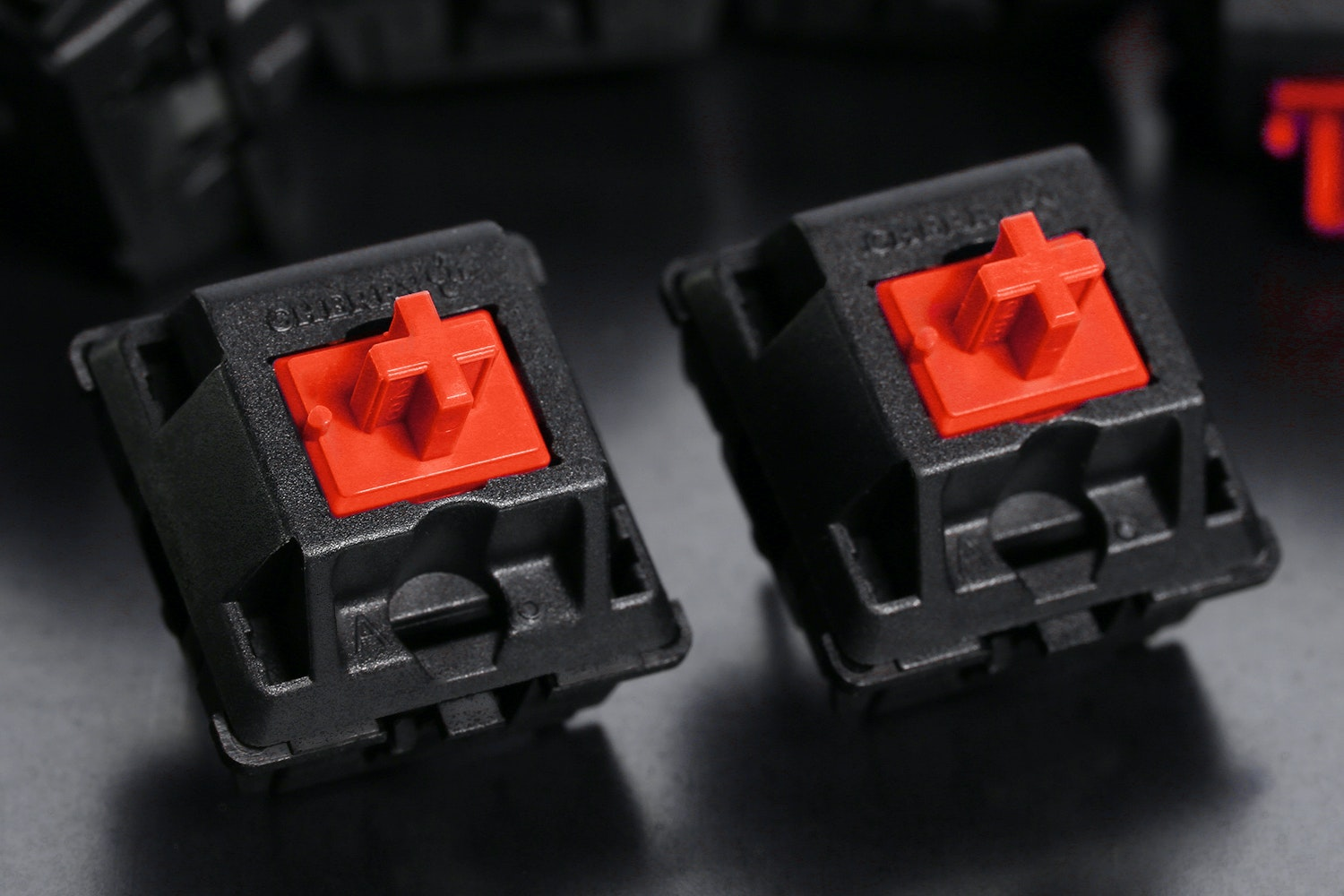 Cherry MX Red Key Switches (120-Pack)