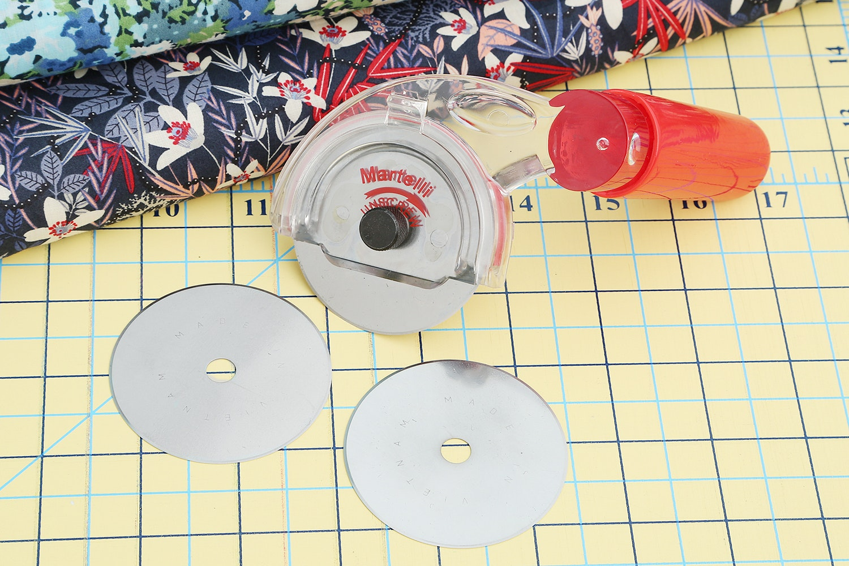 Martelli Ergo 2000 Rotary Cutter Bundle