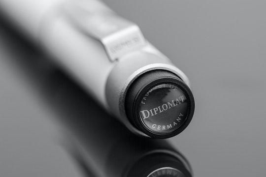 Diplomat Moderns Magnum SoftTouch Fountain Pen