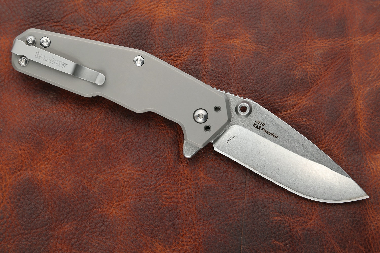 Kershaw Dimension Folder