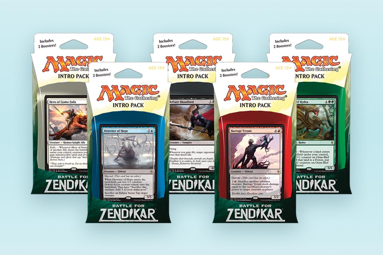 BfZ: Intro Deck 5-Pack (Presale)