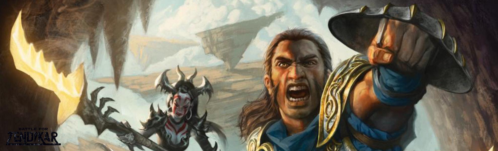 Battle for Zendikar Playset Pack (Presale)