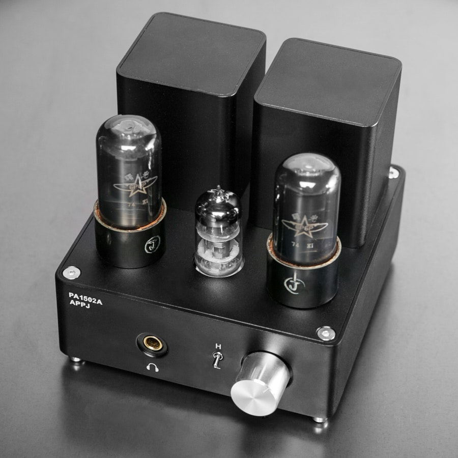 APPJ 1502A Tube Headphone Amplifier