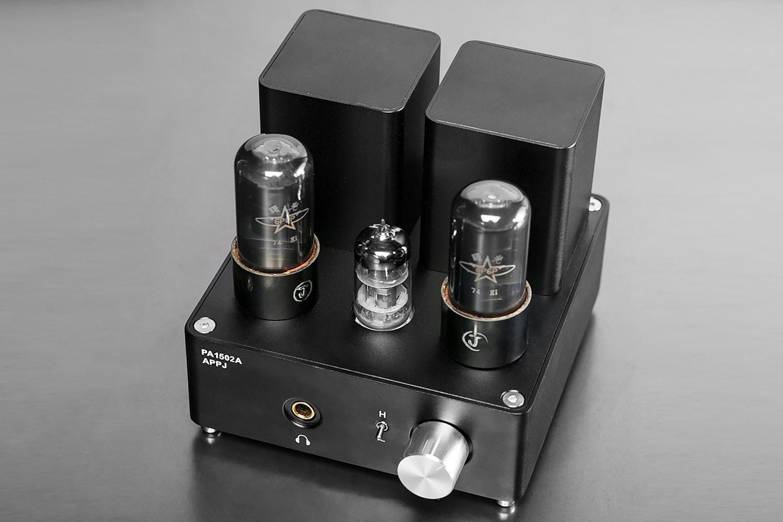 APPJ 1502A Tube Headphone Amplifier