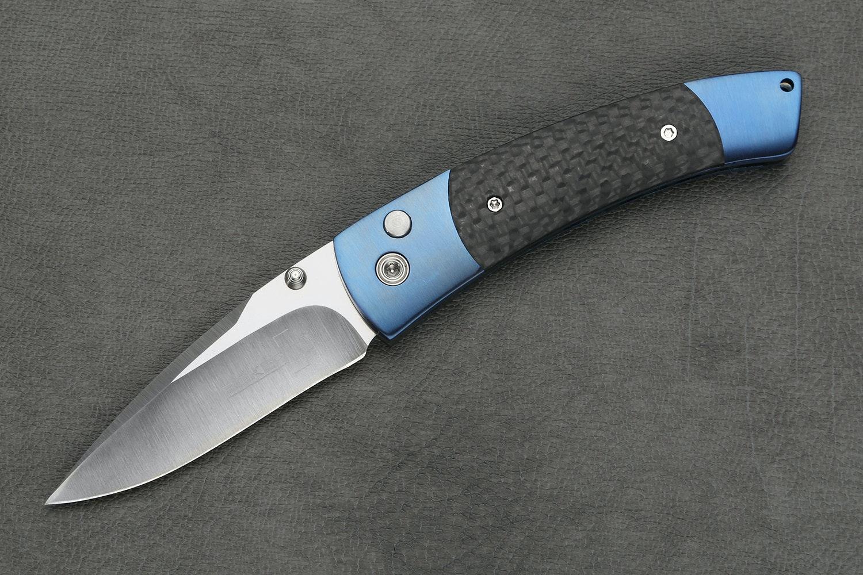 Boker Plus Titanium Blues Knife