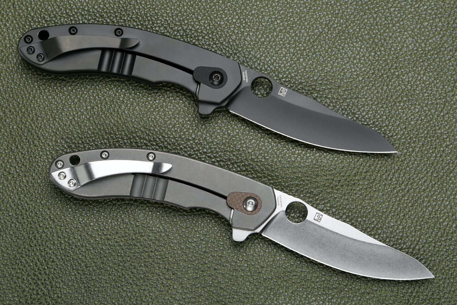 Spyderco Southard Folding Knife