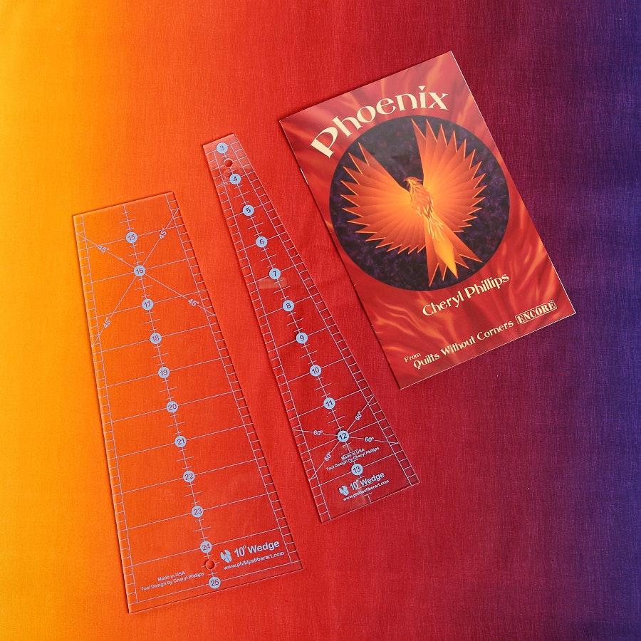 Phoenix Quilt Kit