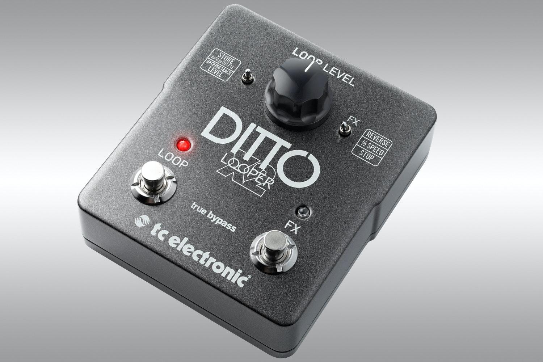 TC Electronics Ditto X2 Looper