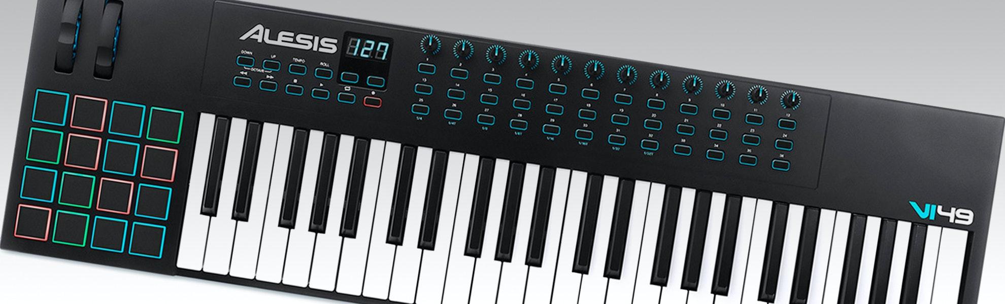 Alesis VI49 MIDI Controller