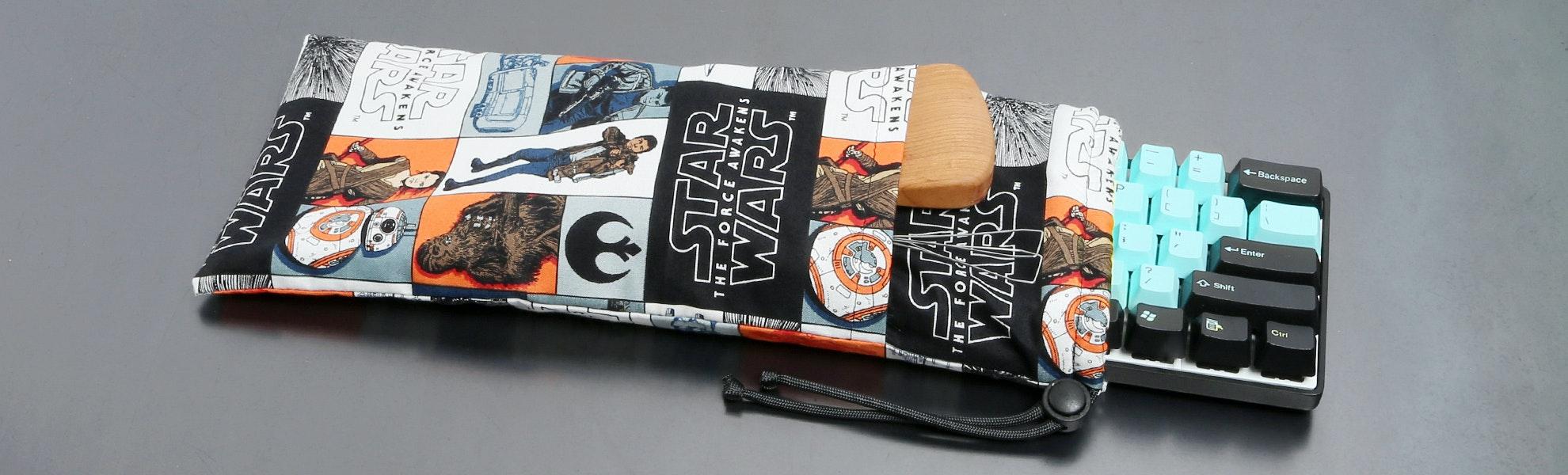 Star Wars Keyboard Soft Cases