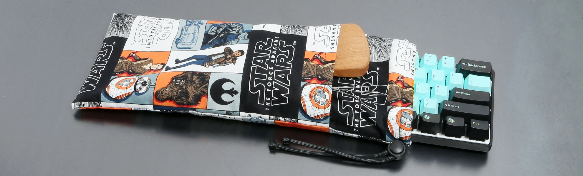 Star Wars Keyboard Soft Cases