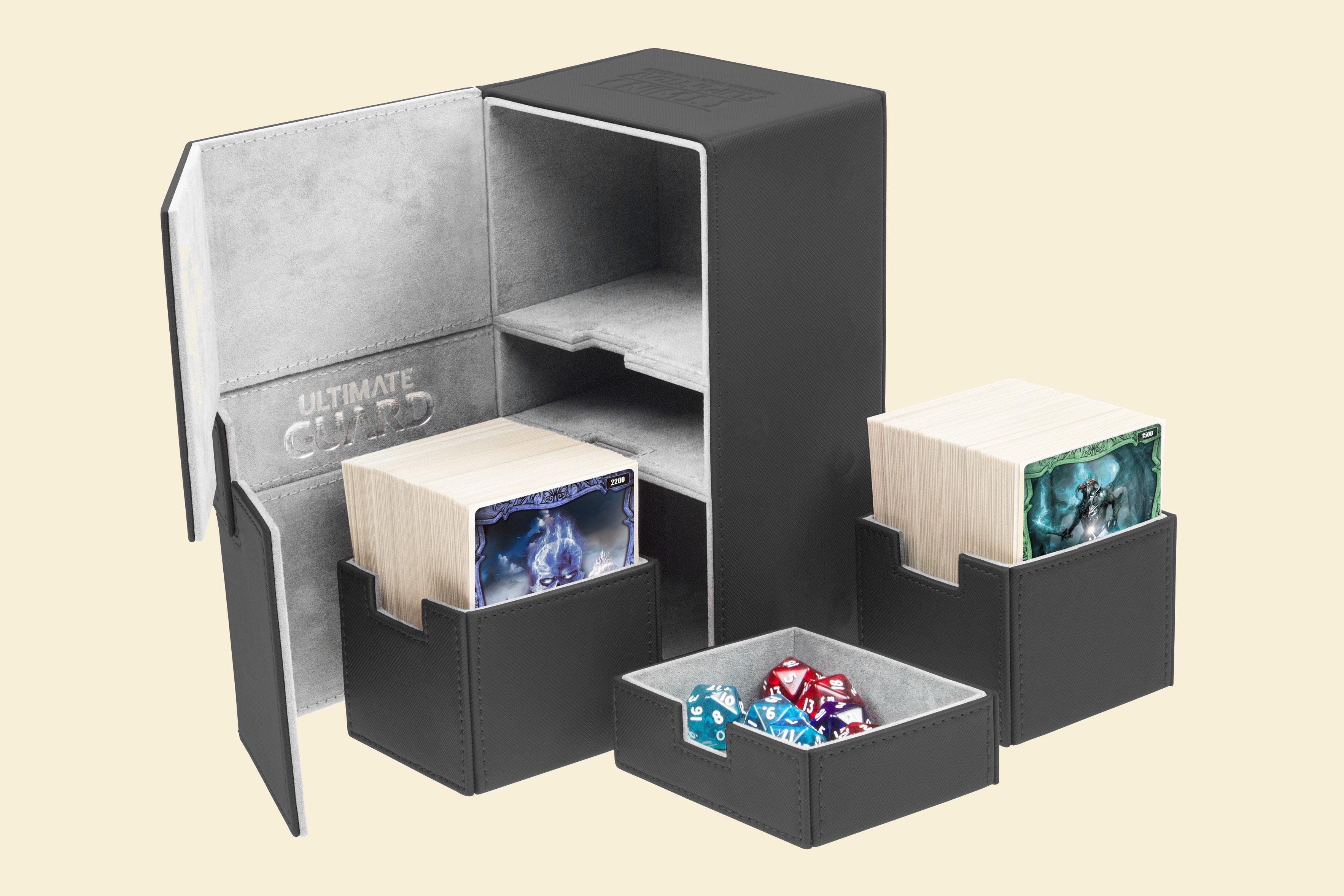 Xenoskin Twin Flip 'n' Tray Case 200+