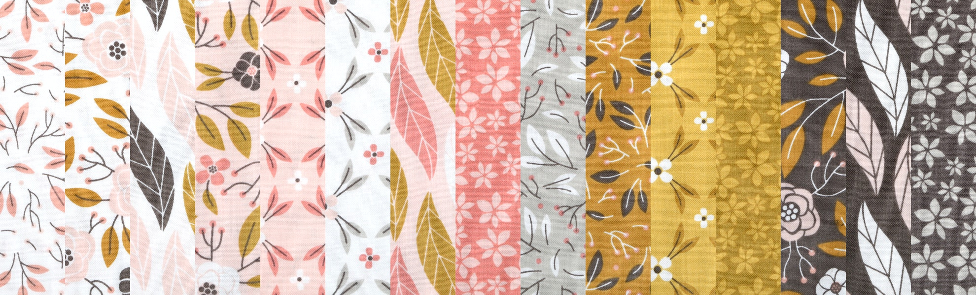 Magnolia by Alisse Courter Fat Quarter Bundle
