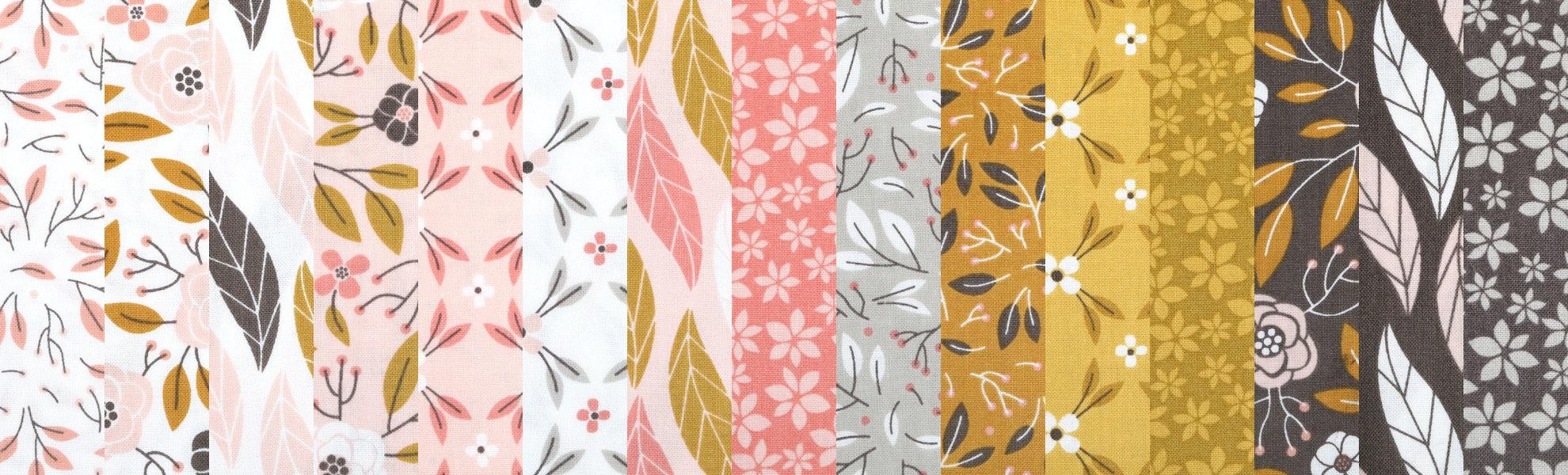 Magnolia by Alisse Courter Fat Quarter Bundle