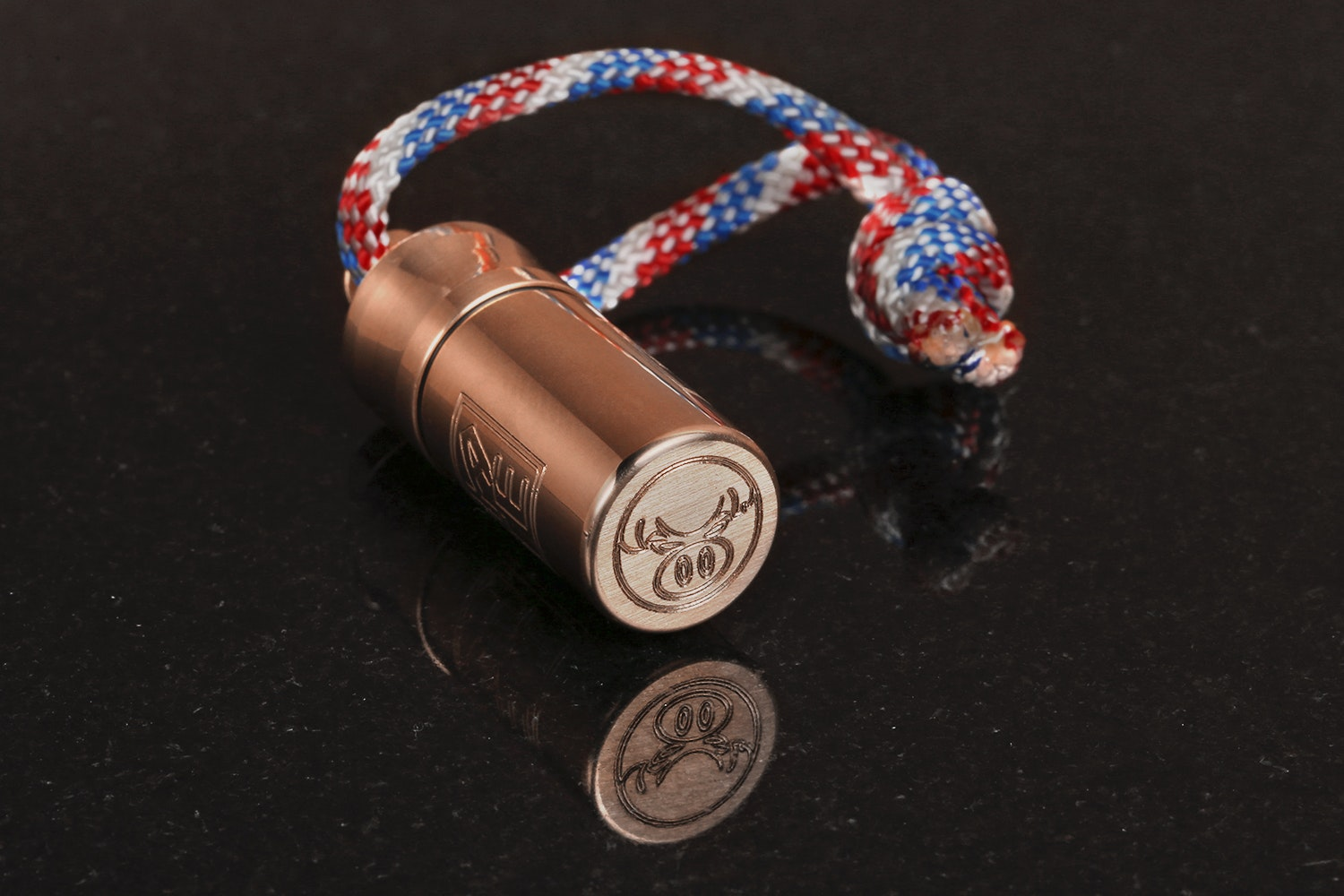 Hate Project Stash Can Copper - Toys for Tots