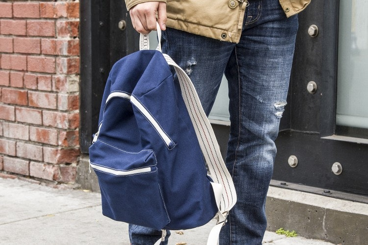Utility Canvas Classic Backpack