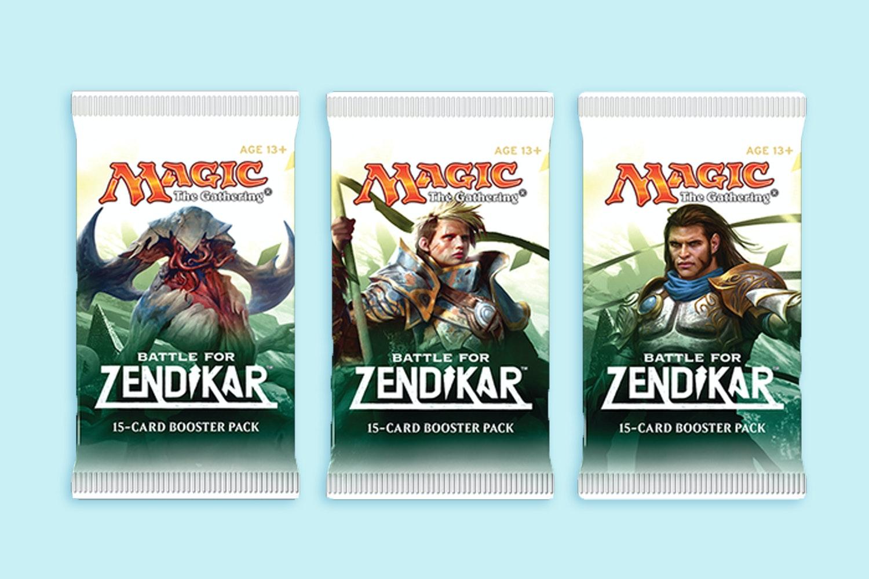 Battle for Zendikar Booster (9-Pack)