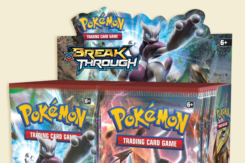 Pokémon XY BREAKthrough Booster Box