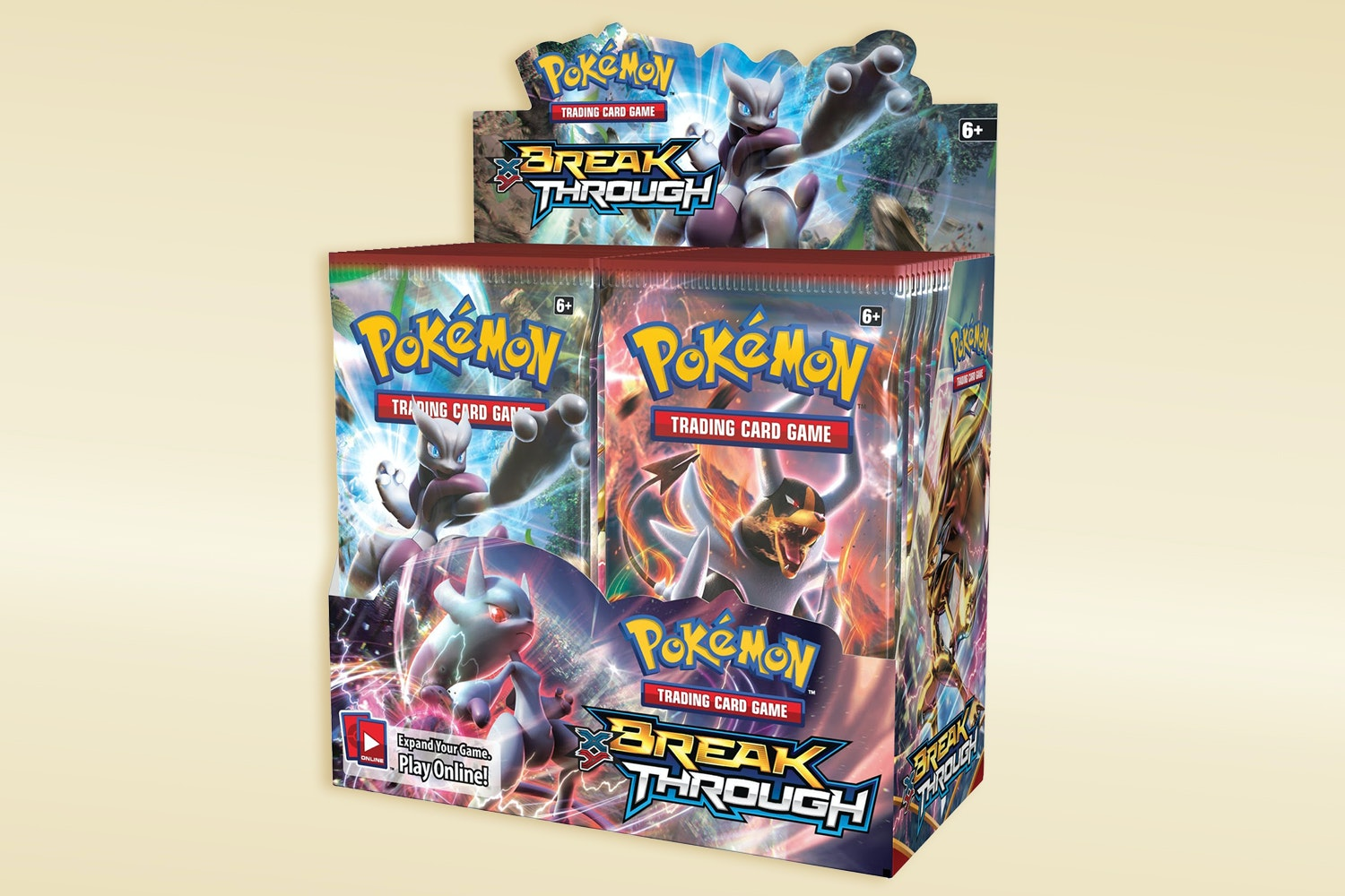 Pokémon XY BREAKthrough Booster Box