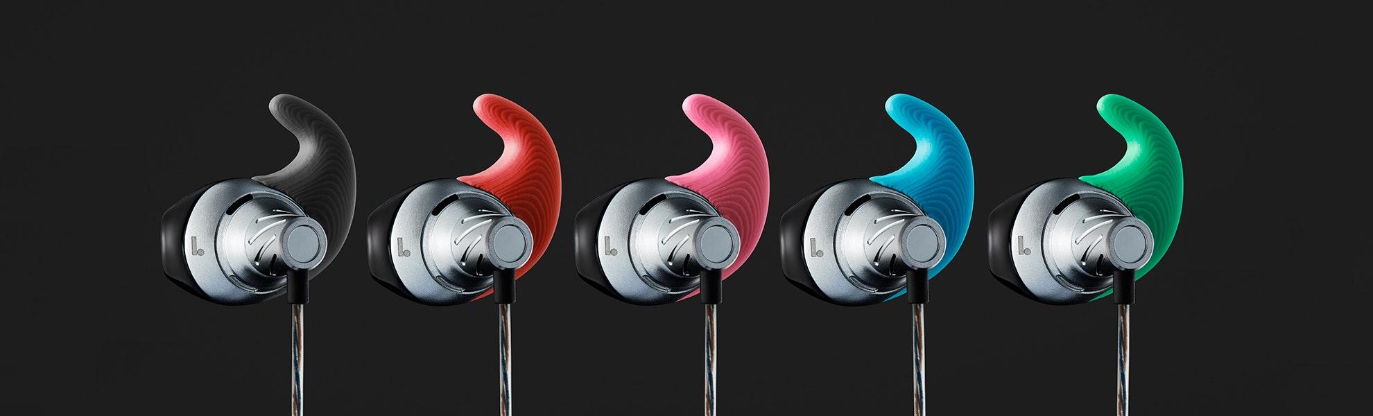 Normal 3D Printed Earphones