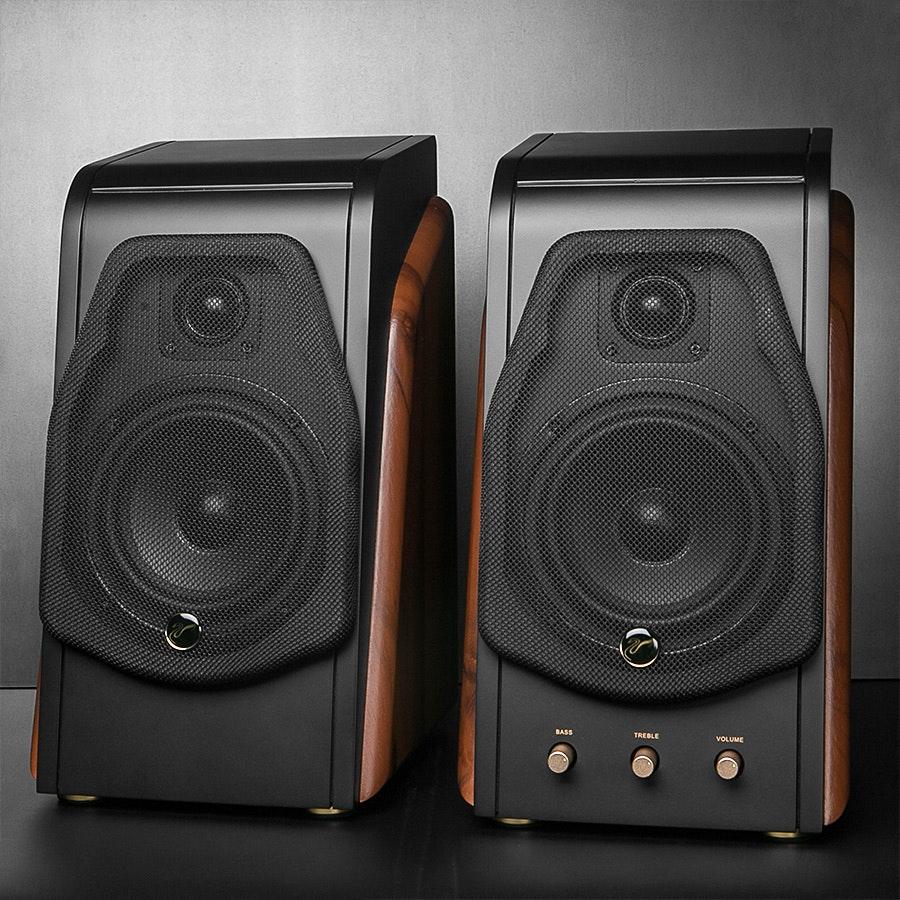 HiVi M200 MKIII and MKII Speaker System