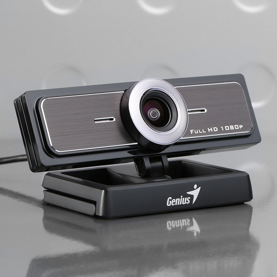 Genius Ultra Wide Full HD PC Conference Webcam