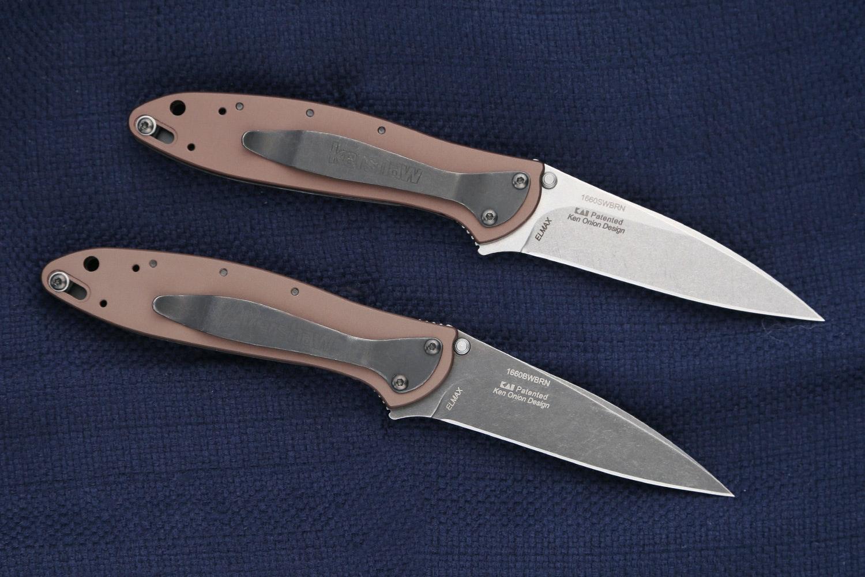 Kershaw Leek ELMAX Blade