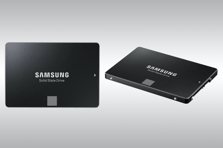 Samsung 850 EVO 250GB 2.5-Inch SATA III SSD