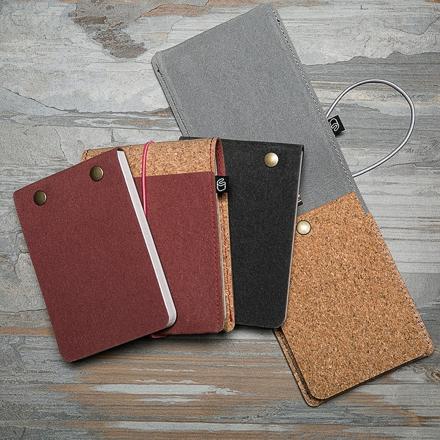 Corcho Pocket Memo Pad Bundle