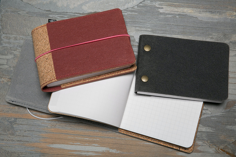 Corcho Pocket Memo Pad Bundle