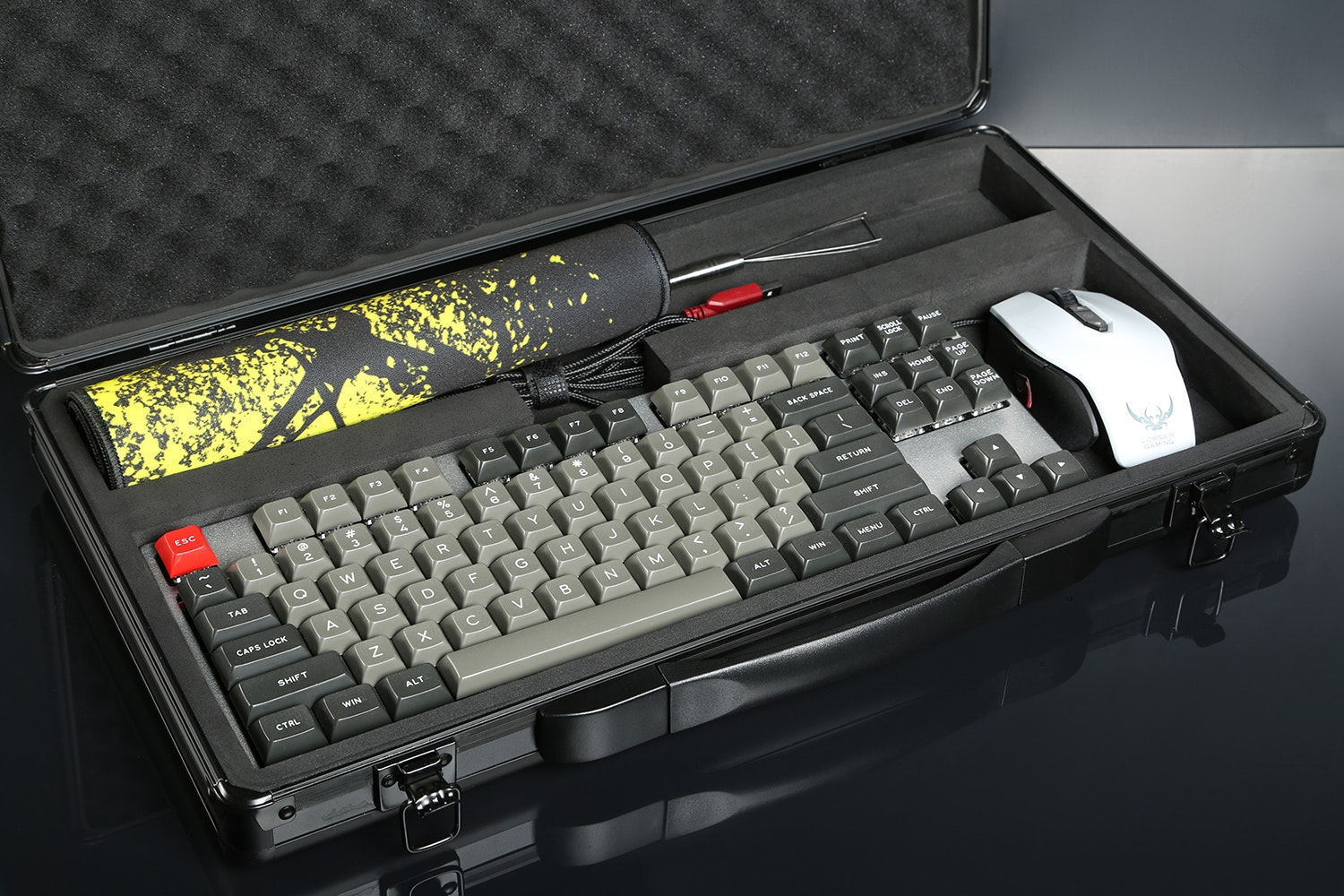 Keyboard Carrying Briefcase