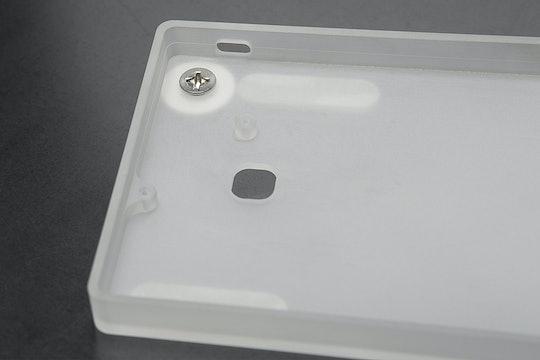 60% Lipless Acrylic Case