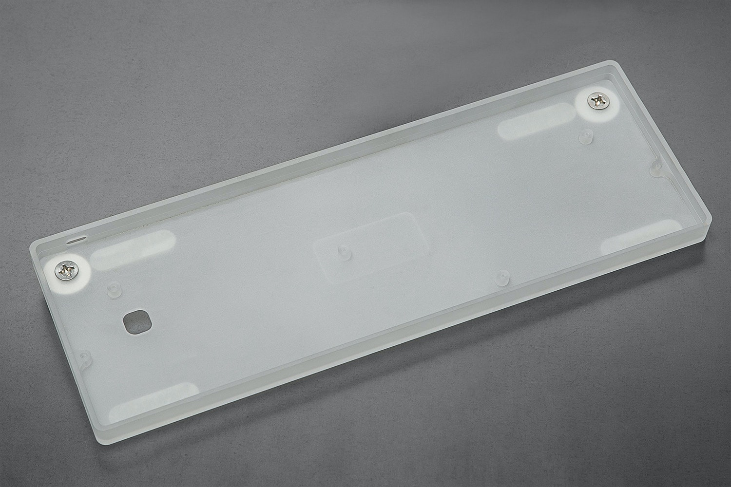 60% Lipless Acrylic Case