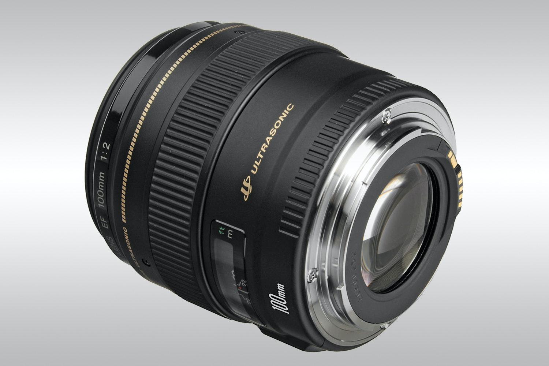 Canon Telephoto EF 100mm f2.0 USM AF Lens