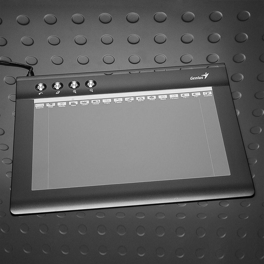 "Genius 10"" X 6"" Slim Graphics Drawing Tablet"