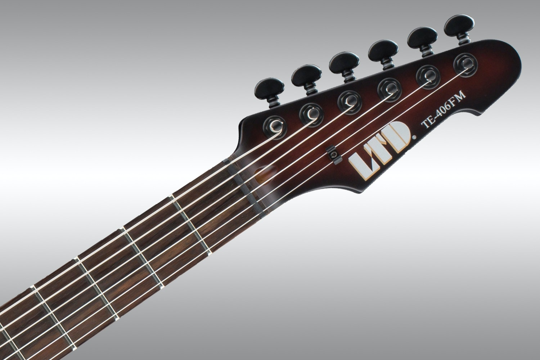 ESP LTD TE-406FM Electric Guitar