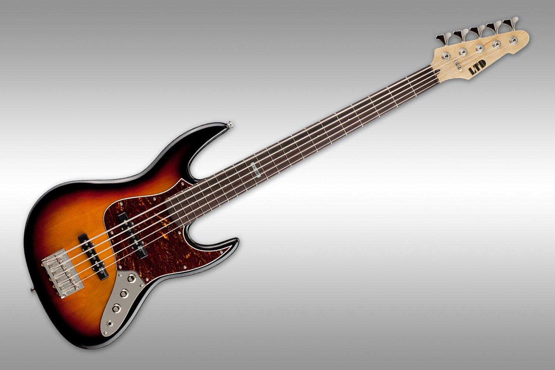 ESP LTD J Series Electric 5-String Bass