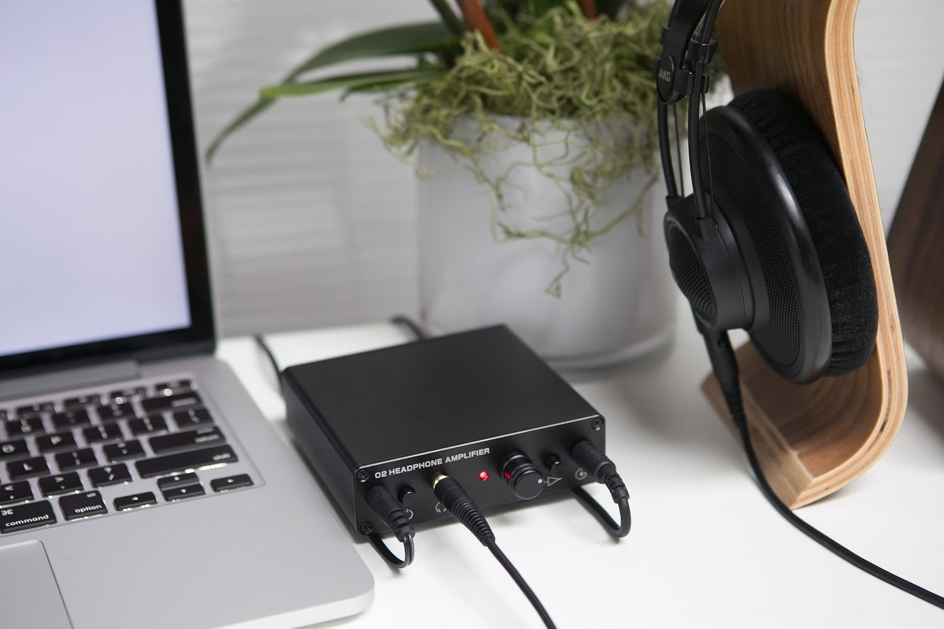 Massdrop Objective 2 (O2) Headphone Amplifier