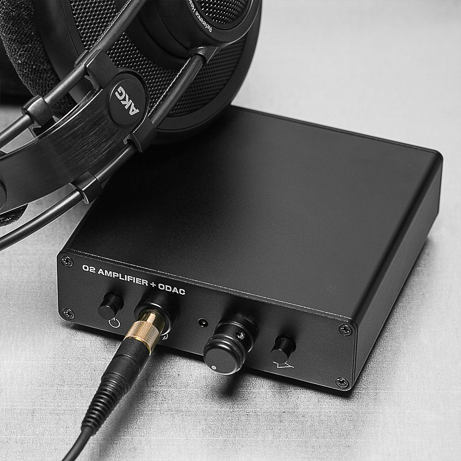 Massdrop O2+ODAC (revB) DAC/Amplifier - Massdrop