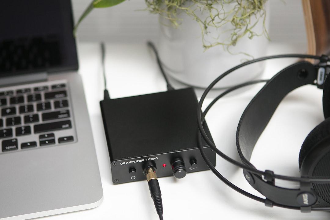 Massdrop O2+ODAC (revB) DAC/Amplifier
