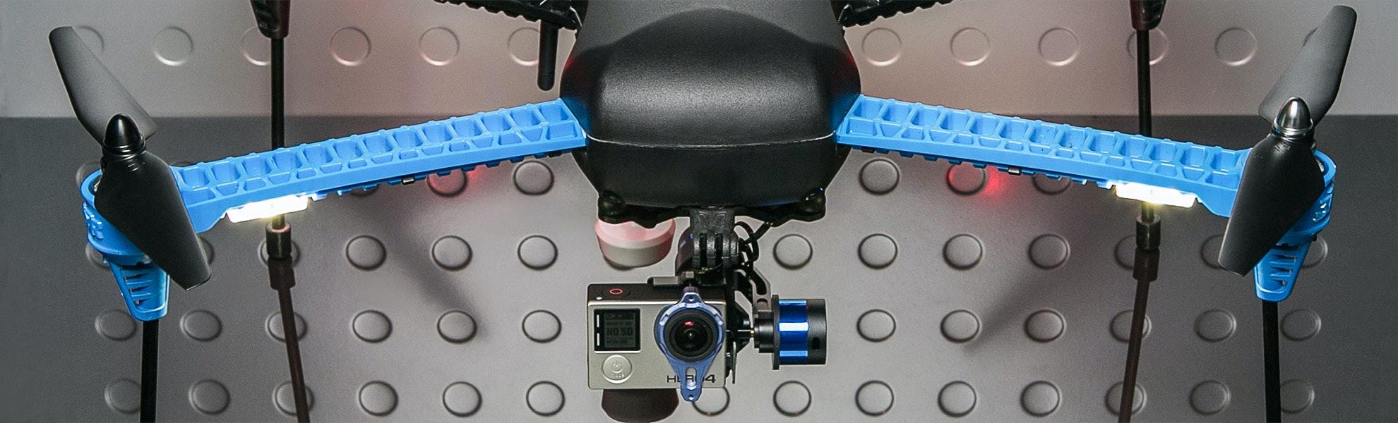 3DR Iris+ Aerial Surveyor Drone